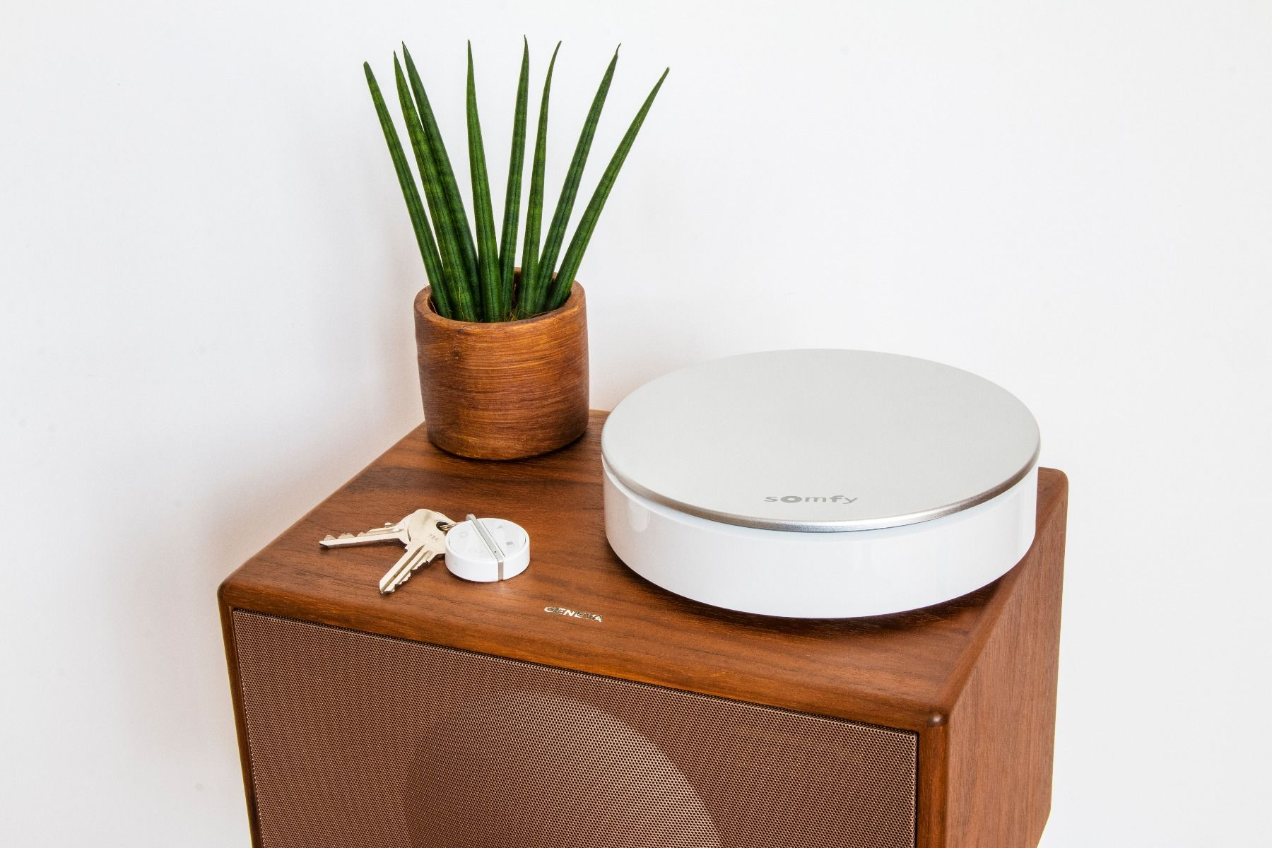 Somfy Home Alarm